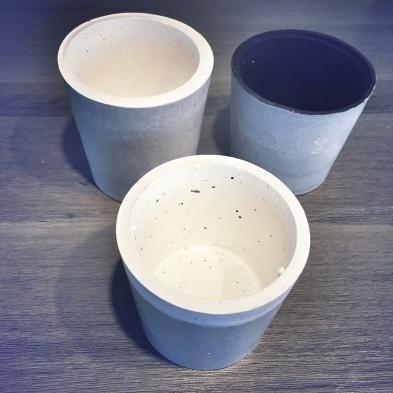 kaarsenhouders in beton (1)