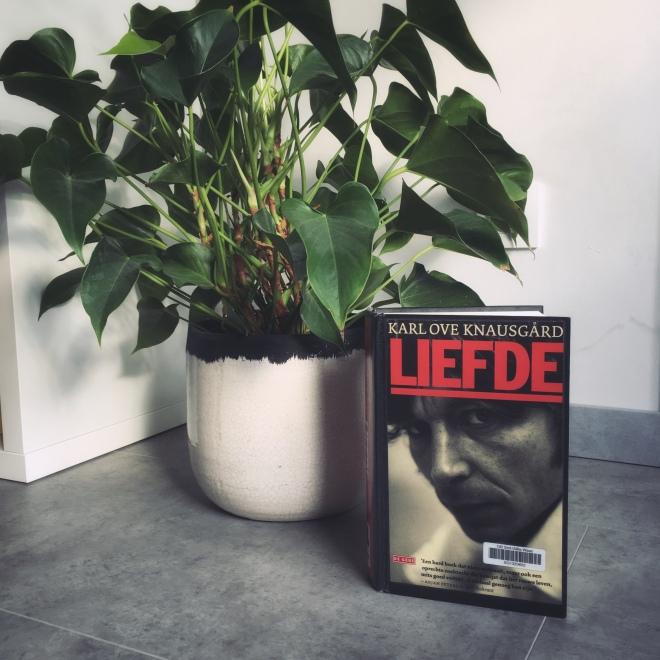 Karl Ove Knausgård Liefde review boekbespreking